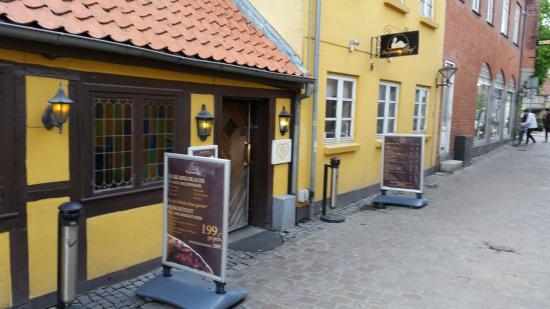 Den Grimme Aelling Restaurant