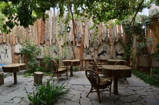 Hotel House : Garden
