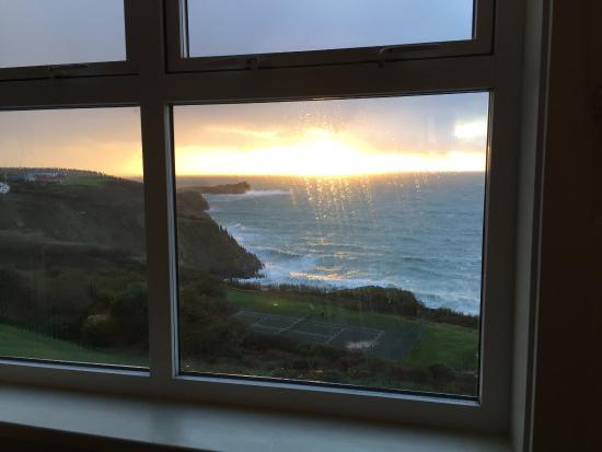 Mullion, UK: View from 206