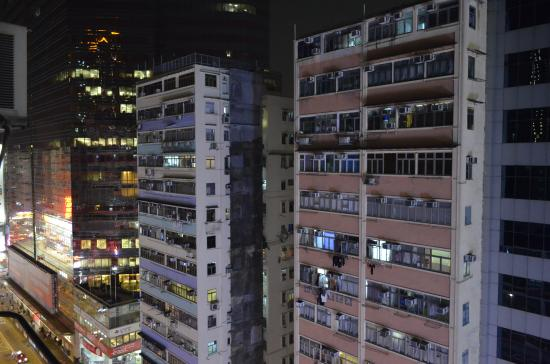 Lucky Hostel: view dari kamar