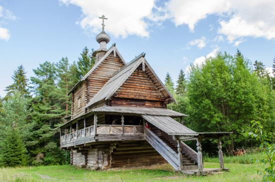 Architectural and Ethnographic Open-Air Museum