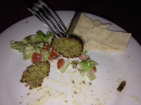 La Bekaa: falafel