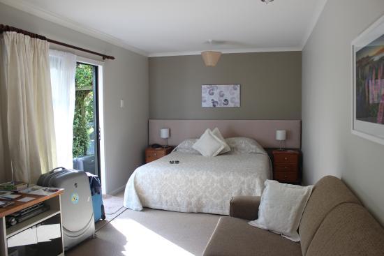 Bronte, Nueva Zelanda: la chambre