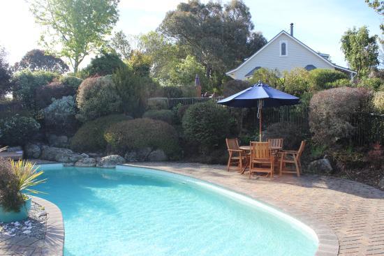 Bronte, Nowa Zelandia: la piscine