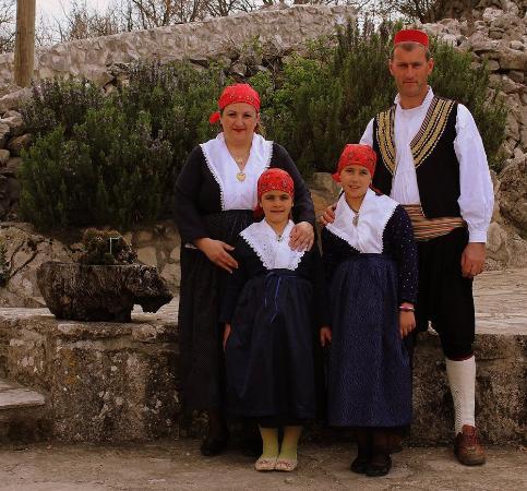Orasac, Kroatien: Agraturizam Laptalo