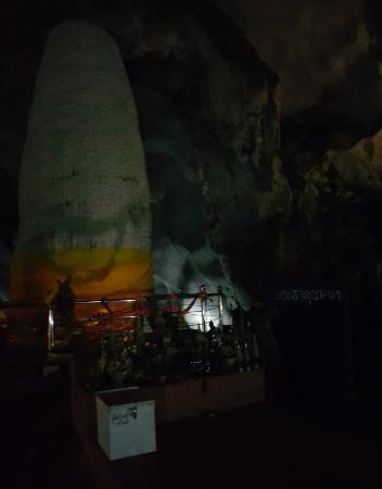 Tham Meuang On : ภายในถ้ำ