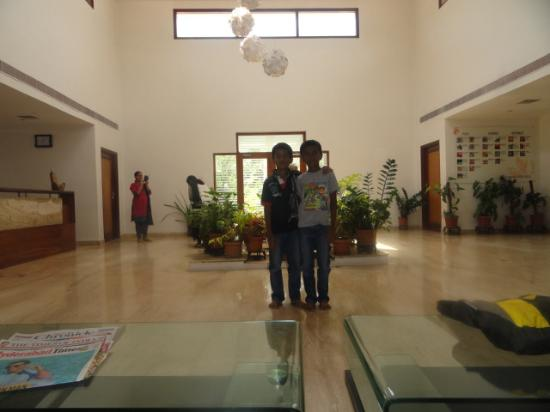 Reception picture of lahari resorts hyderabad tripadvisor for Table 99 hyderabad telangana