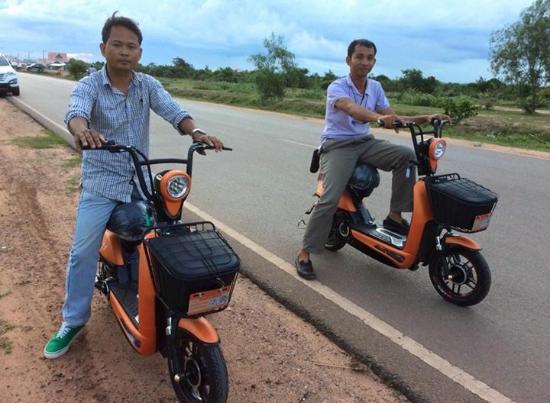 Ovelocity - E-Bike Rental