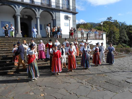 Igreja de Nossa Senhora do Monte: spettacolo