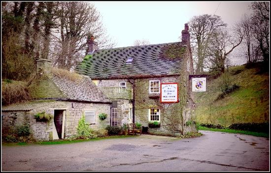 Alstonefield, UK: The Watts Russell Inn