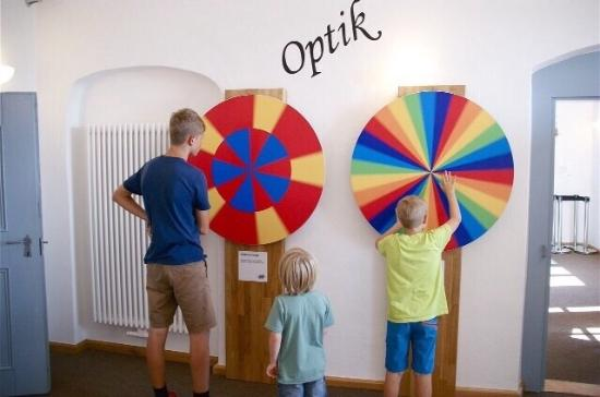 Sankt Englmar, ألمانيا: Optische Phänomene erfahren