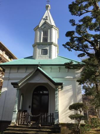 Shuzenji Eastern Orthodox Church Kenei Holy Shrine