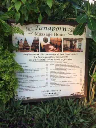 Tanaporn Massage House: photo0.jpg