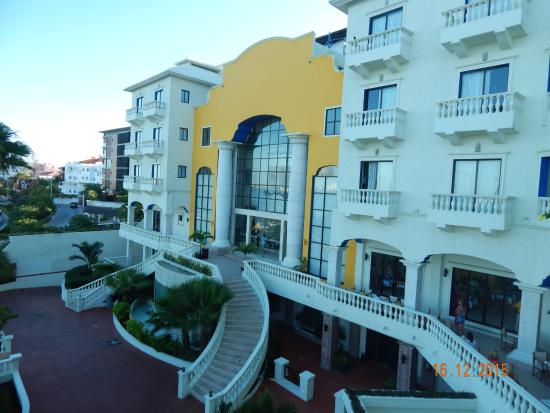 Hotel Nyx Cancun Front Of