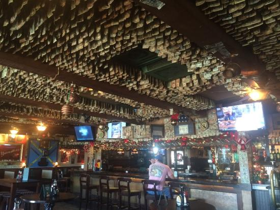 Lynch's Irish Pub: need a dollar?