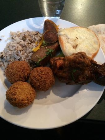 Laziza - a taste of Lebanon: Söndagsbuffén i mellandagarna