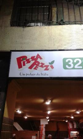 Pizza A Pezzi