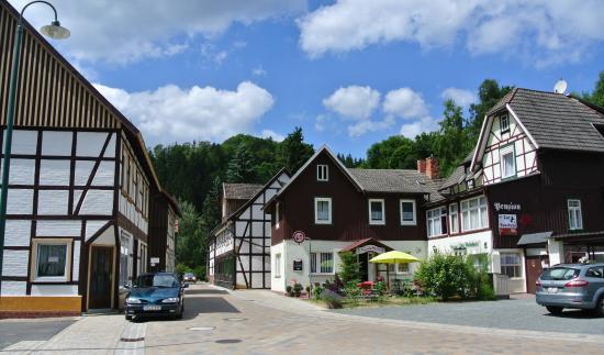 Treseburg, Alemanha: Pension