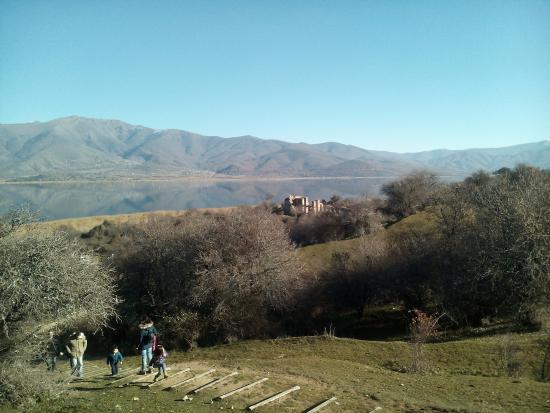 Agios Achillios island: Nice views