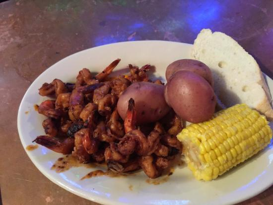 Mama's Oyster House: BarBQ Shrimp