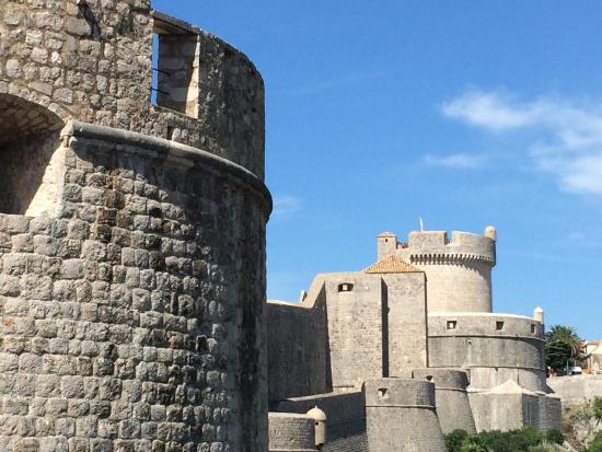 Minceta Fortress: 外観