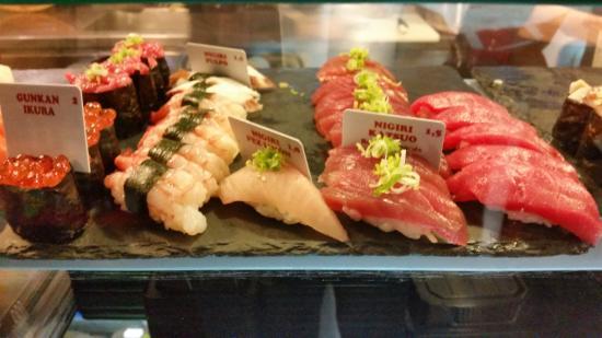 Restaurante sumo pozas en bilbao con cocina japonesa for Pozas para cocina