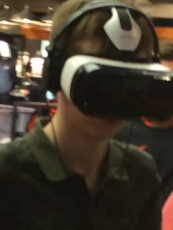 The Game Sceince Center: Oculus Rift - Picture of Game Science
