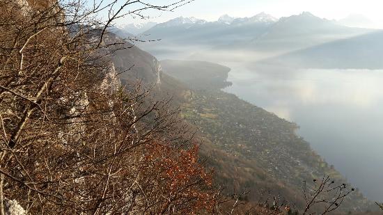 Haute-Savoie, Francia: Mont-Veyrier
