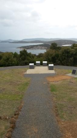 Albany, Australia: Overlooking the harbour