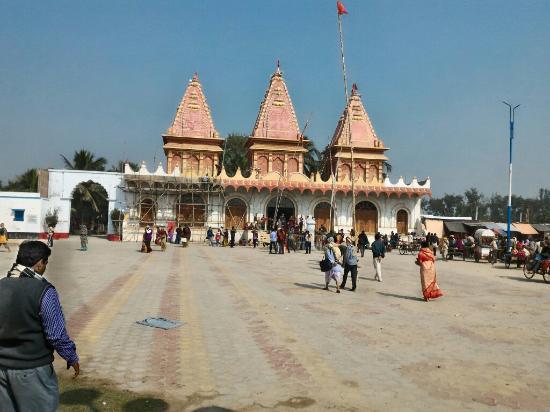 Sagar Island, الهند: Kapil Muni Temple