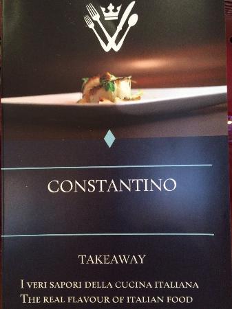 Constantino Italian Takeaway