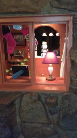 Cedar Rock Inn: Bar area