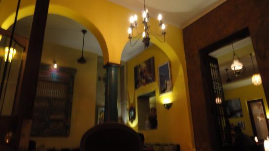Cape Heritage Hotel: Hotel interior