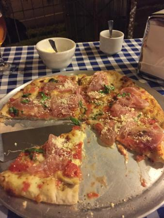 Nuevo Arenal, Costa Rica: Awesome Italian Pizza!