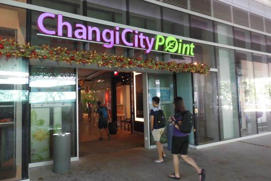 ‪Changi City Point‬