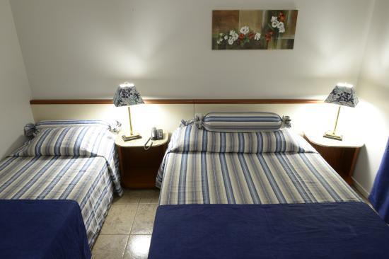 Quarto Duplo Casal Solteiro Foto De Hotel Colonial Plaza Itu