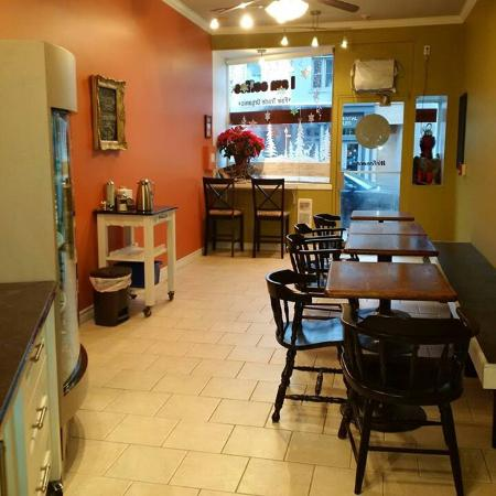 Campbellford, Καναδάς: I am Coffee Cafe