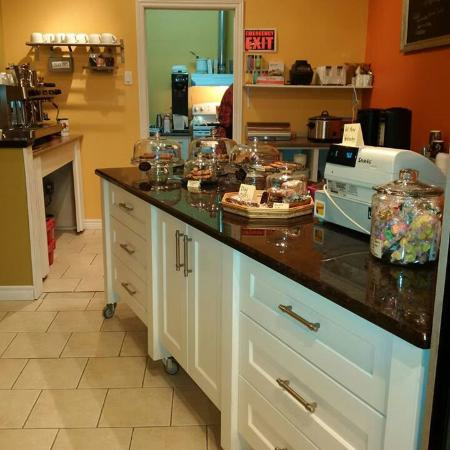 Campbellford, Canadá: I am Coffee Cafe