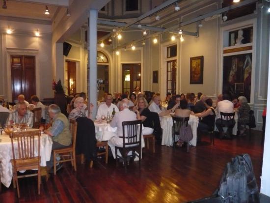 the main salon - Picture of Les Anciens Combattants, Buenos ...