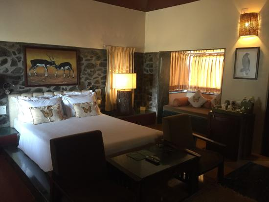 Interior - The Blackbuck Lodge Photo