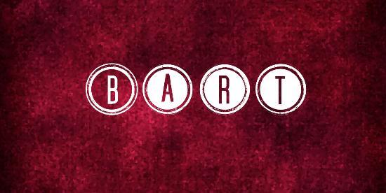 BART: Il Nostro Logo