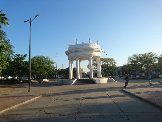 Cienaga, Colombia: El templete