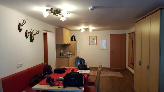 Aparthotel Waidmannsheil: Living/Dining room