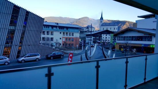Aparthotel Waidmannsheil: View from Balcony