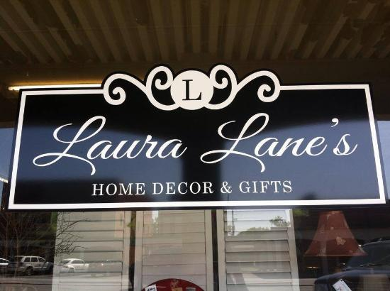 Thomson, Georgien: Laura Lane's Home Decor & Gifts