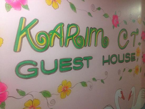 Karim CT Guesthouse: Marin Ct guesthoise