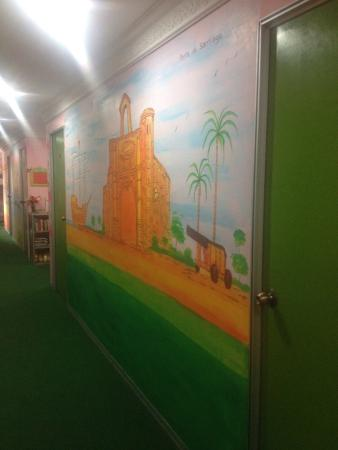 Karim CT Guesthouse: Corridors
