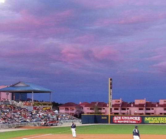 Blue Wahoos Ballpark: 20130823_192516-1_large.jpg