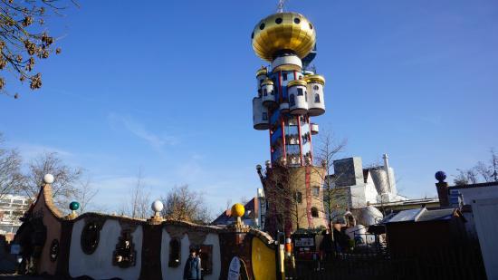 Kuchlbauer-Hundertwasser-Turm