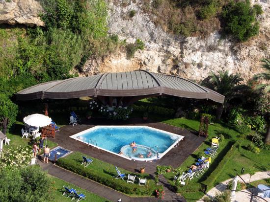 piscina foto di hotel serapo gaeta tripadvisor
